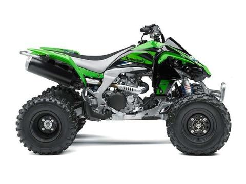 2014 Kawasaki KFX®450R in Howell, Michigan