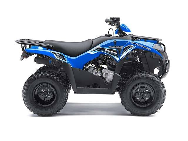 2014 Kawasaki Brute Force® 300 in Howell, Michigan