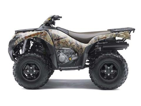 2014 Kawasaki Brute Force® 750 4x4i EPS Camo in Billings, Montana