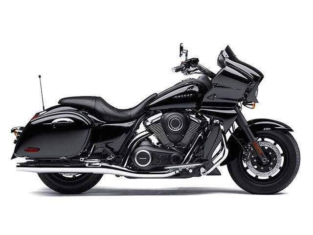 2014 Kawasaki Vulcan® 1700 Vaquero® ABS in Howell, Michigan