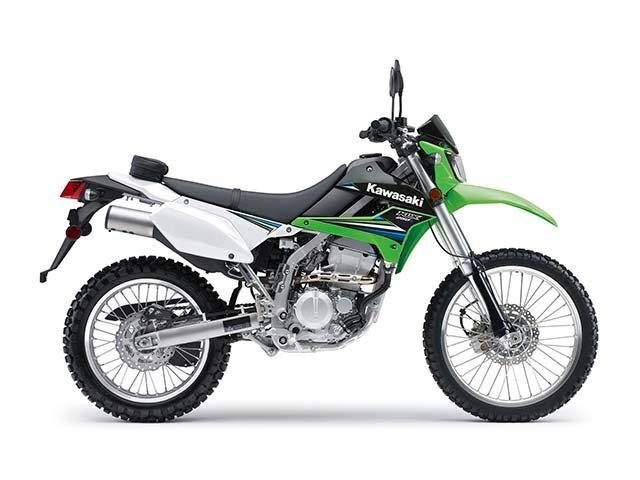 2014 Kawasaki KLX®250S in Howell, Michigan