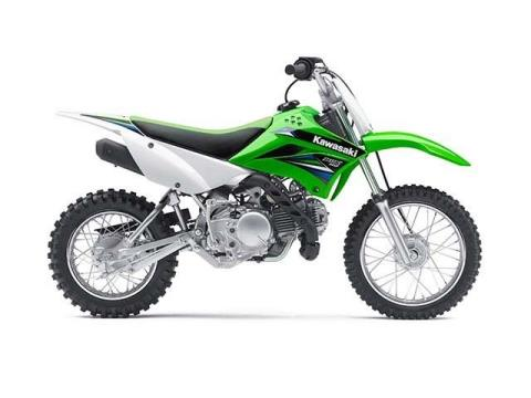 2014 Kawasaki KLX®110 in Highland Springs, Virginia