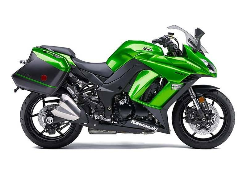 2014 Kawasaki Ninja® 1000 ABS in Redding, California - Photo 3