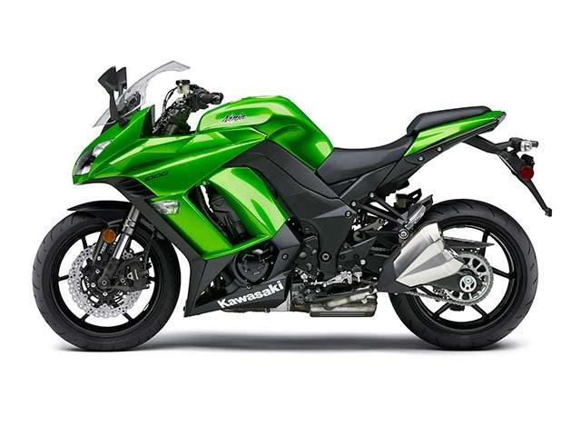 2014 Kawasaki Ninja® 1000 ABS in Redding, California - Photo 4
