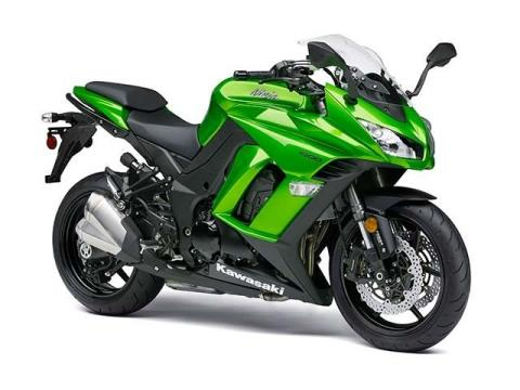 2014 Kawasaki Ninja® 1000 ABS in Redding, California - Photo 9