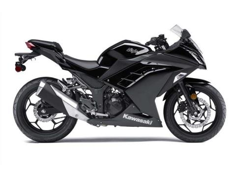 2014 Kawasaki Ninja® 300 in Howell, Michigan
