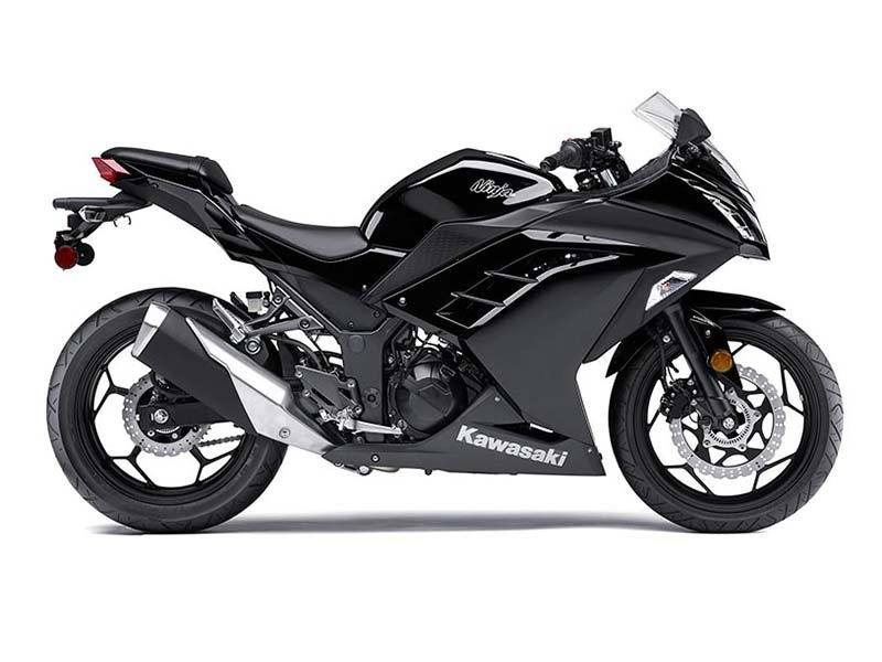 2014 Kawasaki Ninja® 300 ABS in Canton, Ohio