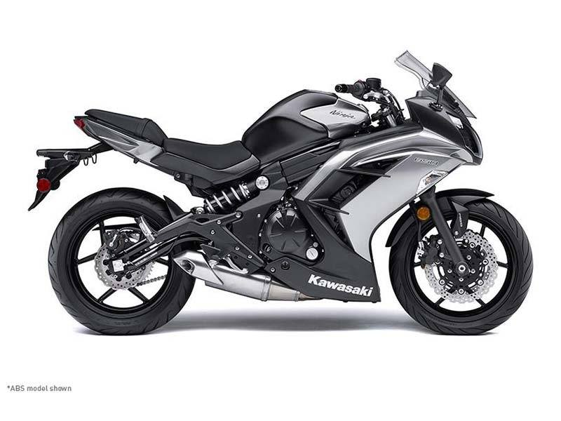 2014 Kawasaki Ninja® 650 in Howell, Michigan