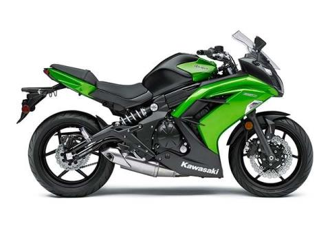 2014 Kawasaki Ninja® 650 ABS in Lake Park, Florida