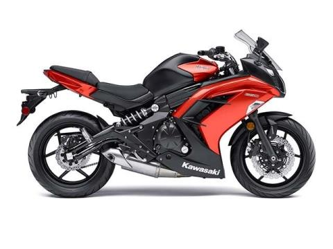 2014 Kawasaki Ninja® 650 ABS in Howell, Michigan