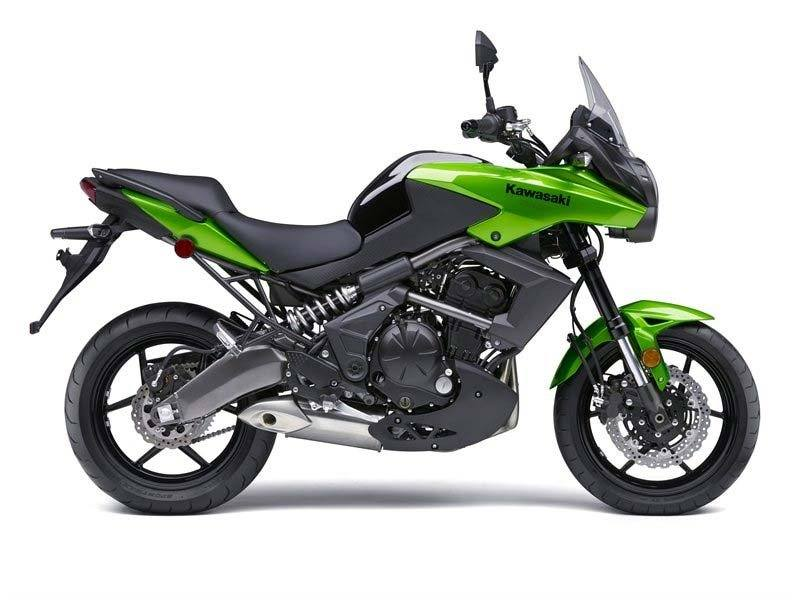2014 Kawasaki Versys® ABS in Lafayette, Louisiana - Photo 6