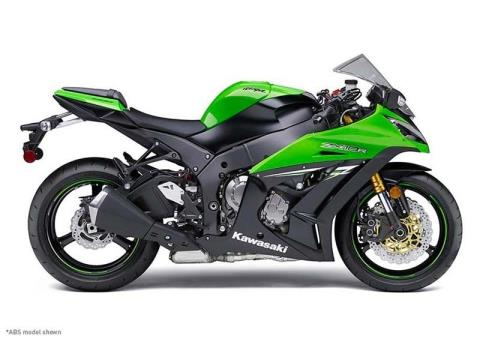 2014 Kawasaki Ninja® ZX™-10R in Howell, Michigan