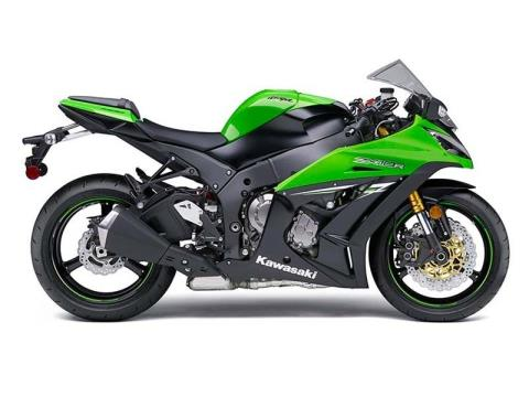 2014 Kawasaki Ninja® ZX™-10R ABS in Pasco, Washington