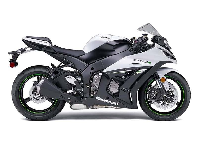 2014 Kawasaki Ninja® ZX™-10R ABS in Vallejo, California - Photo 8