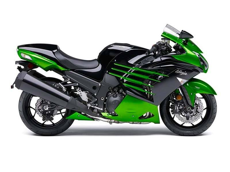 2014 Kawasaki Ninja® ZX™-14R ABS in Pittsfield, Massachusetts