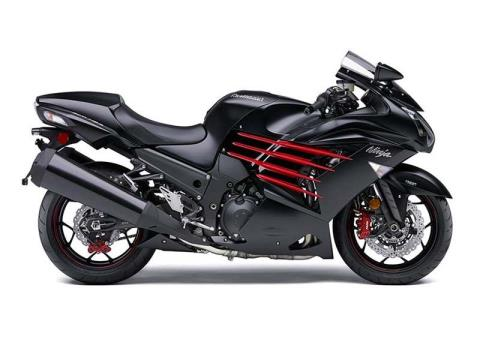 2014 Kawasaki Ninja® ZX™-14R ABS in Saint Charles, Illinois