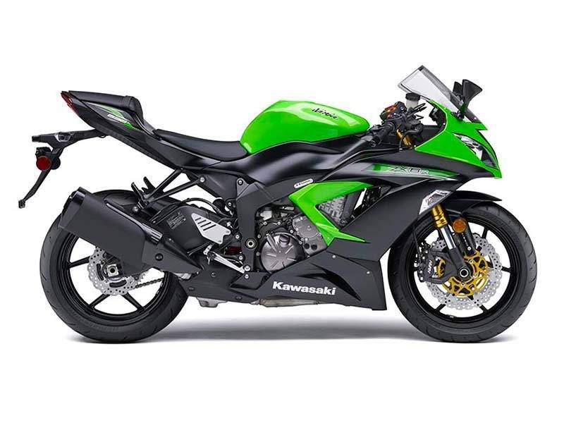 2014 Kawasaki Ninja® ZX™-6R ABS in Bellevue, Washington
