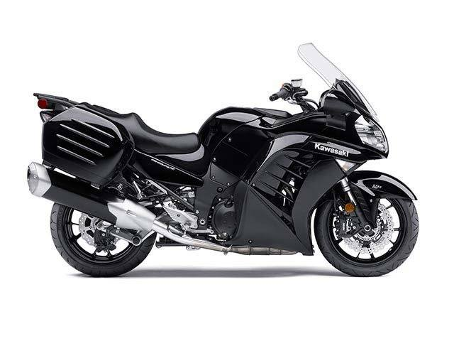 2014 Kawasaki Concours® 14 ABS in Crystal Lake, Illinois - Photo 16