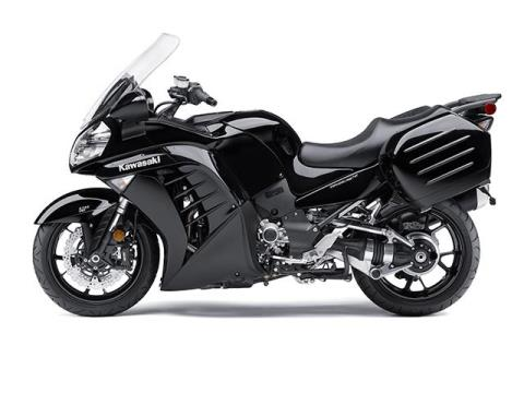 2014 Kawasaki Concours® 14 ABS in Crystal Lake, Illinois - Photo 17