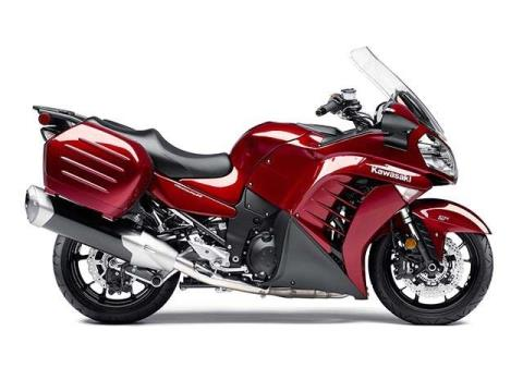 2014 Kawasaki Concours® 14 ABS in Stillwater, Oklahoma