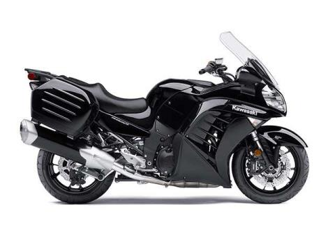 2014 Kawasaki Concours® 14 ABS in Norfolk, Virginia