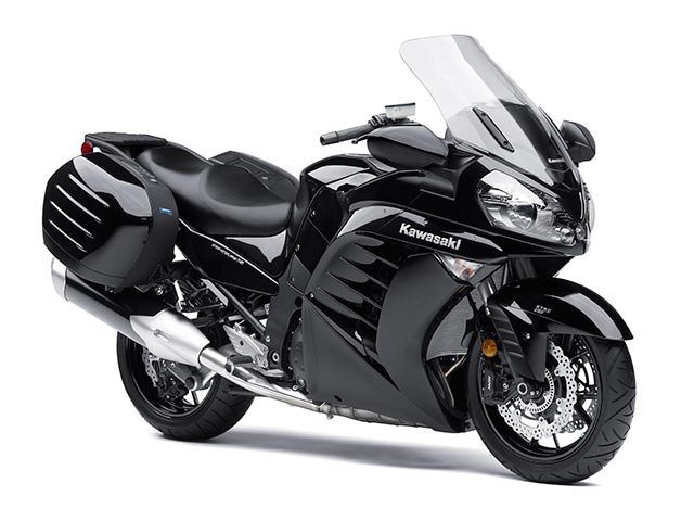2014 Kawasaki Concours® 14 ABS in Howell, Michigan