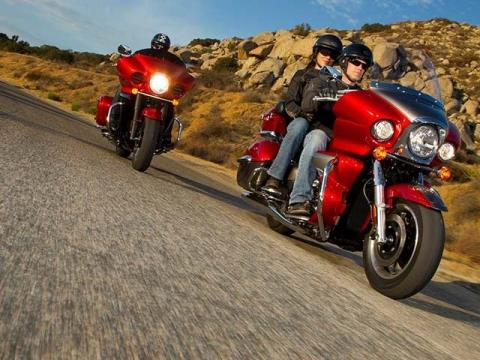2014 Kawasaki Vulcan® 1700 Voyager® ABS in Sanford, Florida - Photo 42