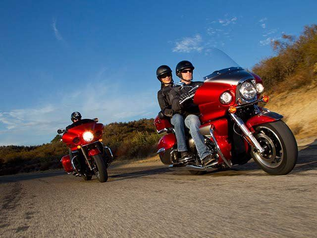 2014 Kawasaki Vulcan® 1700 Voyager® ABS in Howell, Michigan