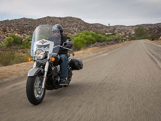 2014 Kawasaki Vulcan® 900 Classic LT in Norfolk, Virginia