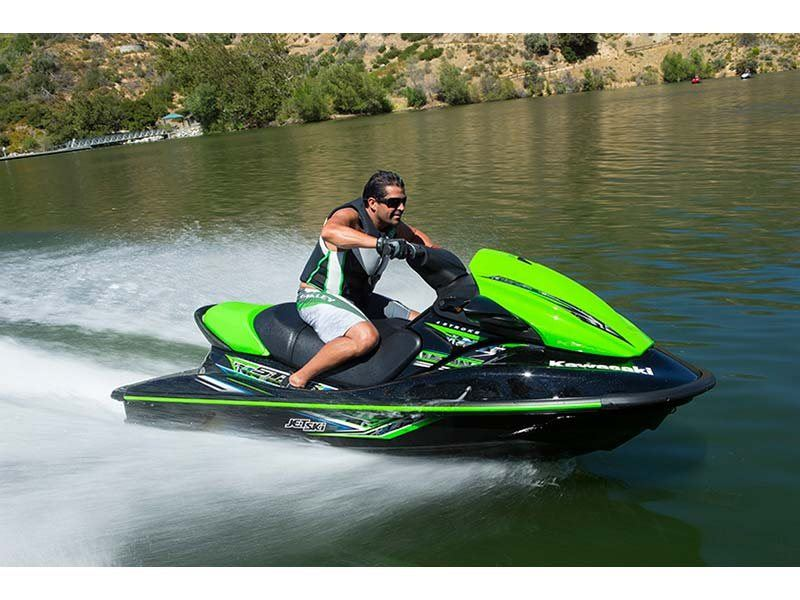 New 2014 Kawasaki Jet Ski® STX®-15F Watercraft in North Reading,