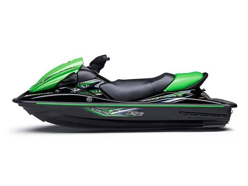 2014 Kawasaki Jet Ski STX-15F 3
