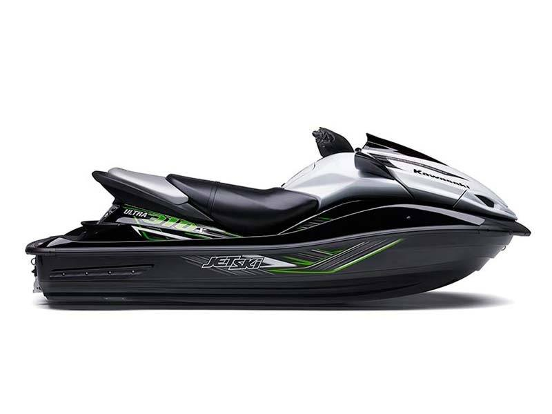 Used 2014 Kawasaki Jet Ski® Ultra® 310X Watercraft in Rapid City,