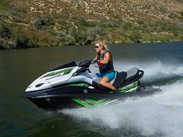 2014 Kawasaki Jet Ski® Ultra® LX Watercraft Durant Oklahoma