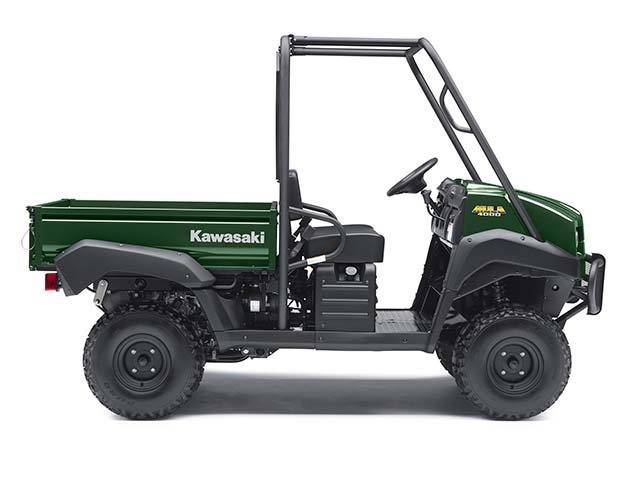 2014 Kawasaki Mule™ 4000 in Howell, Michigan