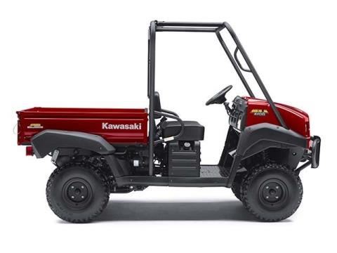 2014 Kawasaki Mule™ 4010 4x4 in Jamestown, New York - Photo 4