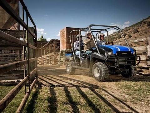 2014 Kawasaki Mule™ 4010 Trans4x4® in Howell, Michigan