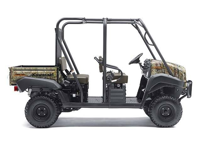 2014 Kawasaki Mule™ 4010 Trans4x4® Camo in Wichita Falls, Texas - Photo 1