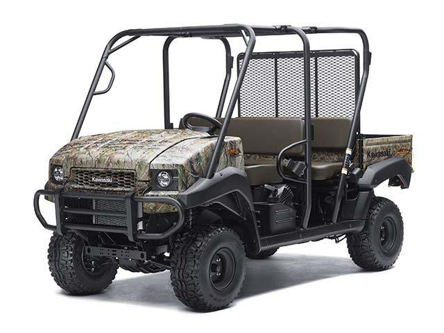 2014 Kawasaki Mule™ 4010 Trans4x4® Camo in Wichita Falls, Texas - Photo 2