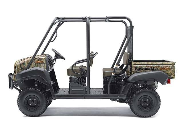 2014 Kawasaki Mule™ 4010 Trans4x4® Camo in Wichita Falls, Texas - Photo 3