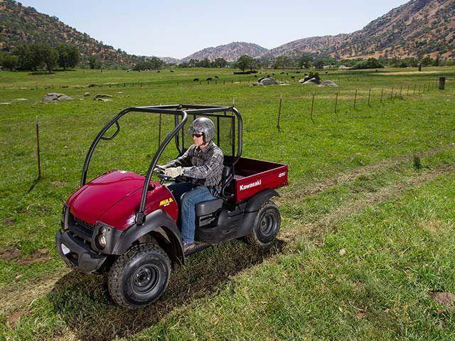 2014 kawasaki mule™ 610 4x4 utility vehicles prairie du chien