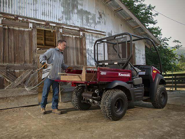 2014 kawasaki mule™ 610 4x4 utility vehicles poteau oklahoma