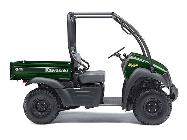 2014 Kawasaki Mule™ 610 4x4 in Howell, Michigan