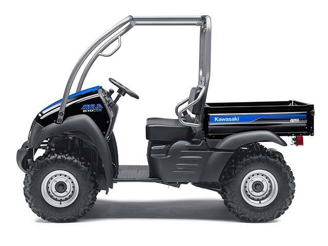 2014 Kawasaki Mule™ 610 4x4 XC in Danville, West Virginia - Photo 3