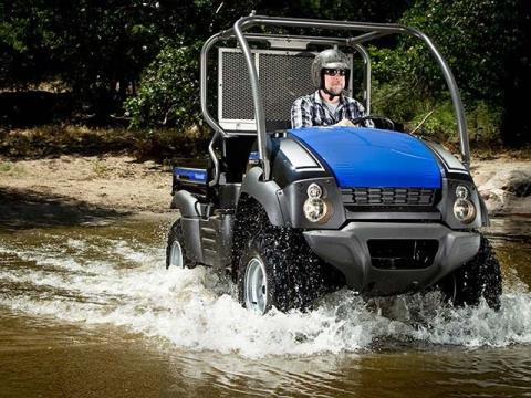 2014 Kawasaki Mule™ 610 4x4 XC in Danville, West Virginia - Photo 4