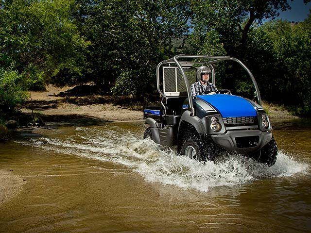 2014 Kawasaki Mule™ 610 4x4 XC in Danville, West Virginia - Photo 5
