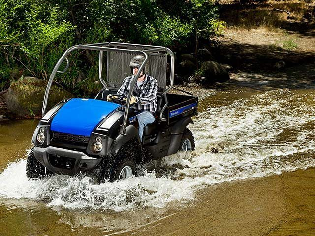 2014 Kawasaki Mule™ 610 4x4 XC in Danville, West Virginia - Photo 6
