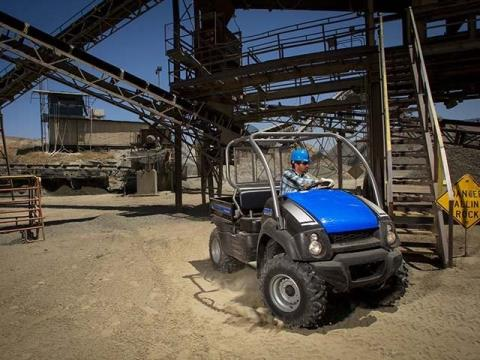 2014 Kawasaki Mule™ 610 4x4 XC in Danville, West Virginia - Photo 8