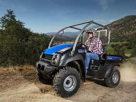 2014 Kawasaki Mule™ 610 4x4 XC in Danville, West Virginia - Photo 9
