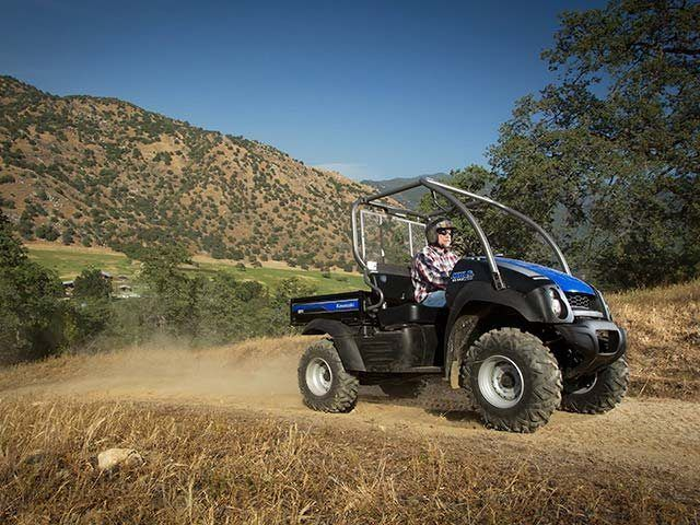 2014 Kawasaki Mule™ 610 4x4 XC in Danville, West Virginia - Photo 10