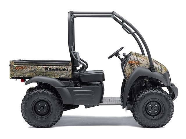 2014 Mule 610 4x4 XC Camo